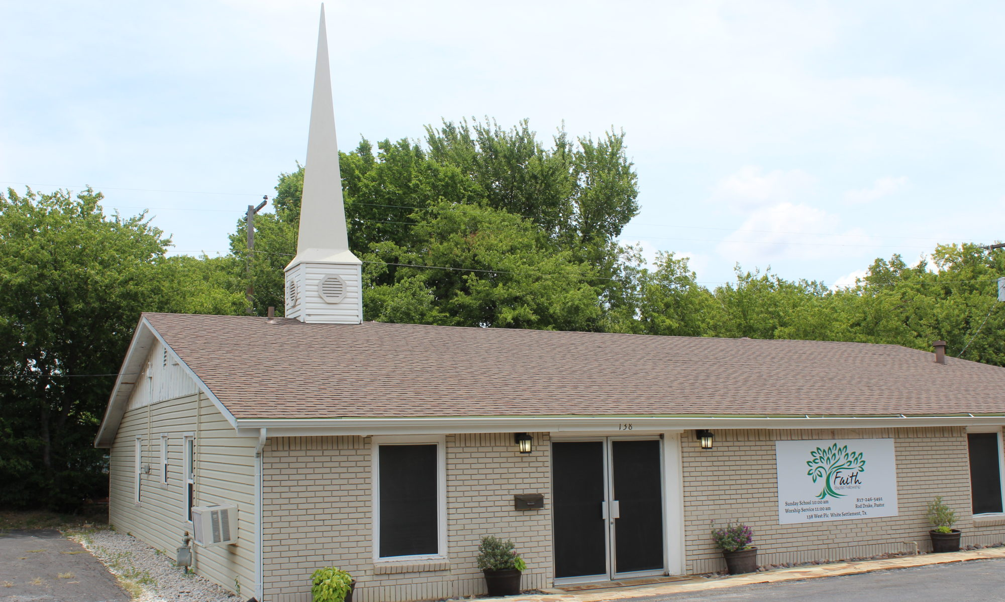Faith Baptist Fellowship Church